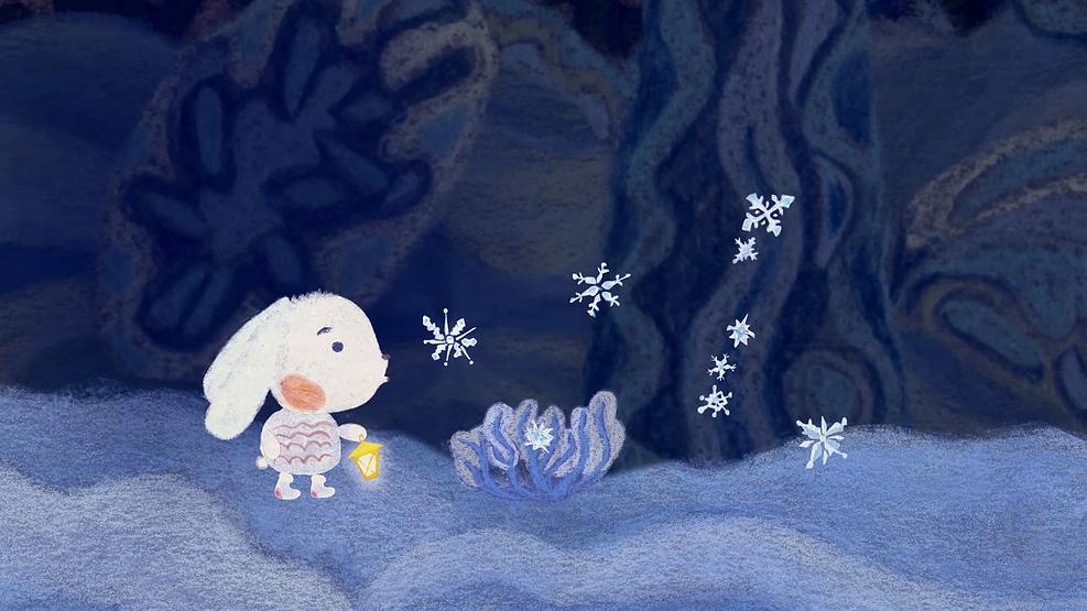 L'HIVER FÉÉRIQUE - courts métrages cinéma jeune public animation Image 2 - Go with the Blog
