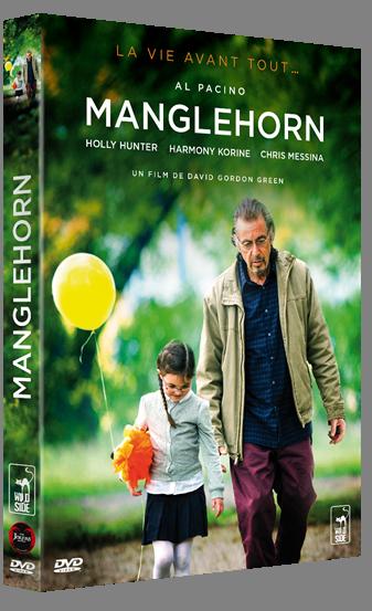 MANGLEHORN -Go with the Blog - DVD