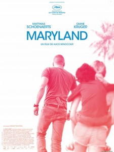 MARYLAND - Affiche du film Winocour 2015 - Go with the Blog