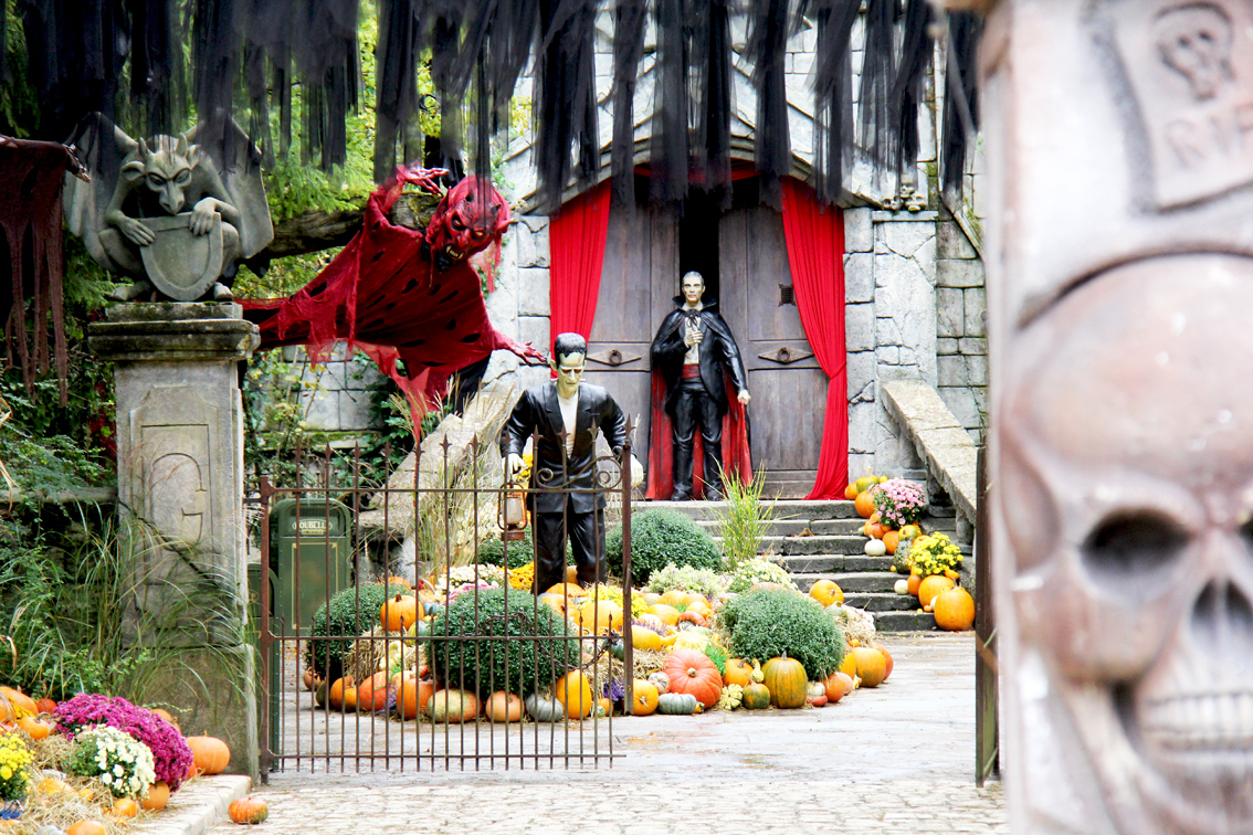 NIGLOLAND - Halloween 2015 Nigloween photo parc attractions - Go with the Blog