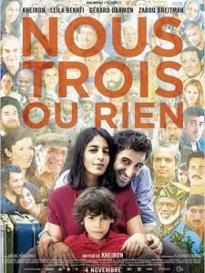 Nous 3 ou Rien - Go with the Blog - Affiche