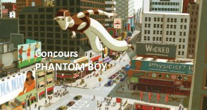 Concours : des invitations pour le film PHANTOM BOY à gagner