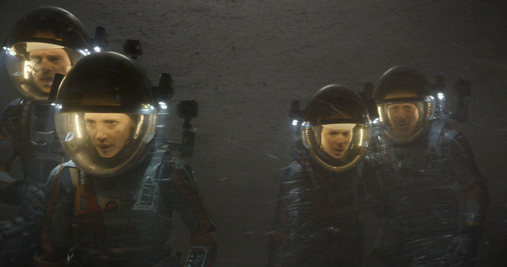 SEUL SUR MARS - The Martian Matt Damon Image 16 Ridley Scott - Go with the Blog