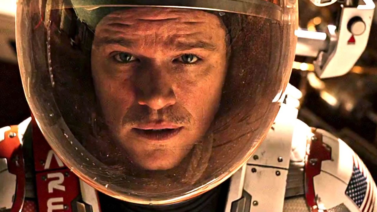 SEUL SUR MARS - The Martian Matt Damon Image 2 Ridley Scott - Go with the Blog