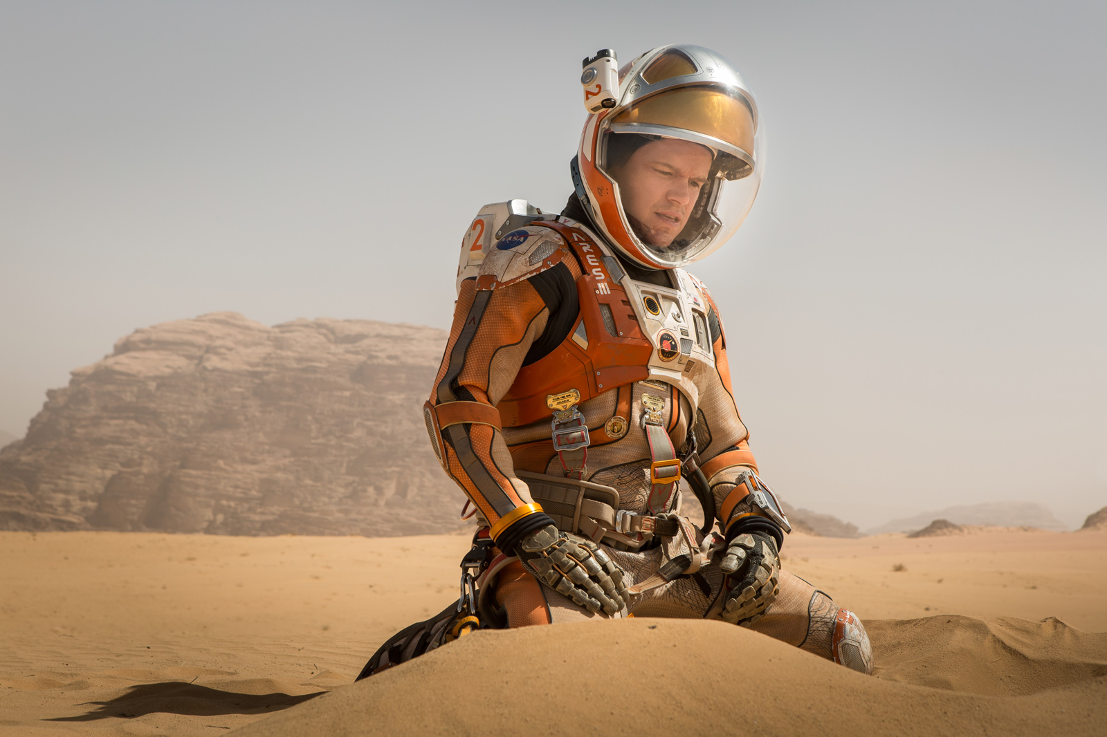 SEUL SUR MARS - The Martian Matt Damon Image 6 Ridley Scott - Go with the Blog