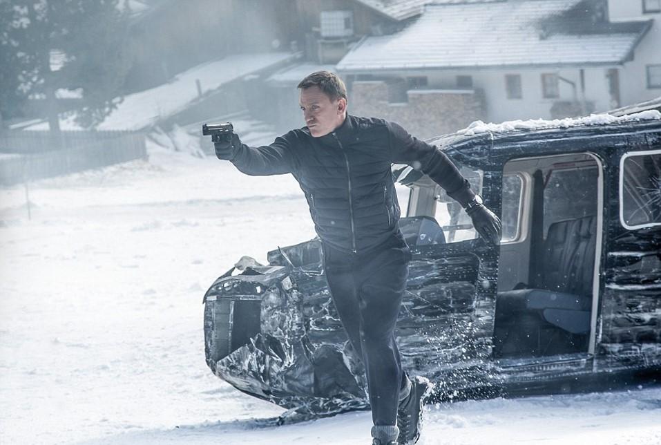 SPECTRE - 007 Image du film 3 Daniel Craig - Go with the Blog