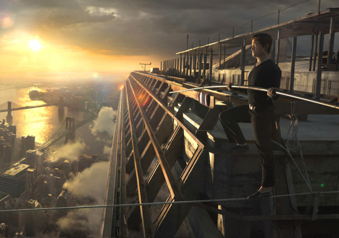 THE WALK - Image 10 du film Robert Zemeckis Sony Pictures - Go with the Blog