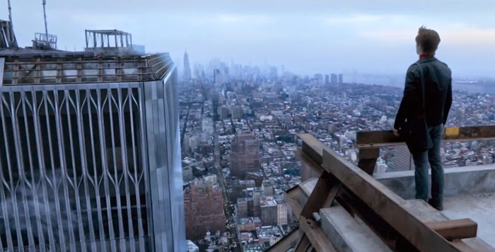THE WALK - Image 2 du film Robert Zemeckis Sony Pictures - Go with the Blog