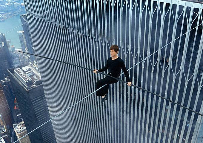 THE WALK - Image 3 du film Robert Zemeckis Sony Pictures - Go with the Blog