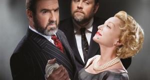 Théâtre : VICTOR, avec Grégory Gadebois et Éric Cantona