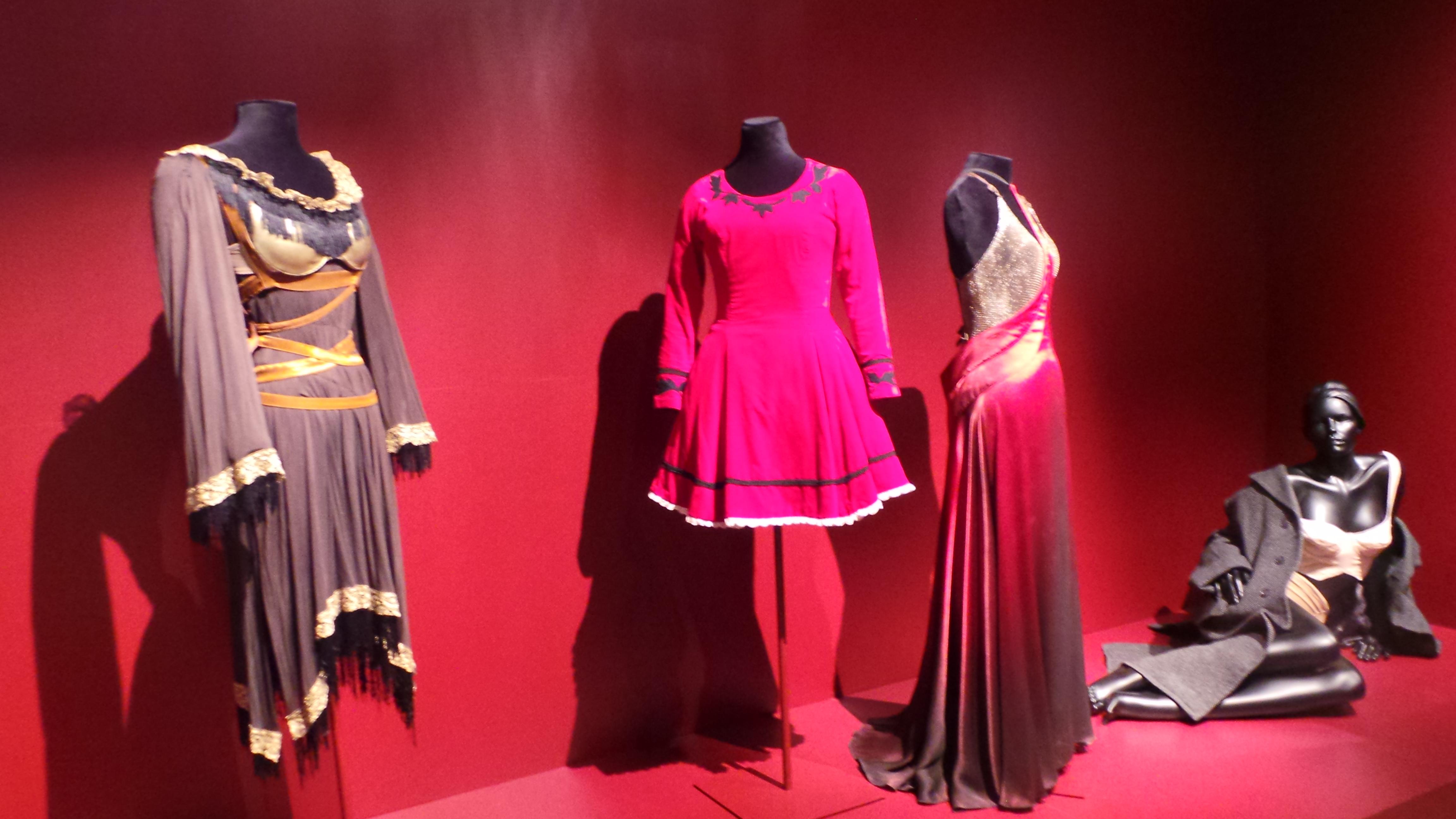 20151002_121452 - Exposition Angelin Preljocaj CNCS Moulins 2015 Costumes de danse Les Quatre Saisons