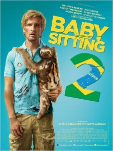 BABYSITTING 2 - Affiche du film Lacheau Universal Pictures France 2015 - Go with the Blog