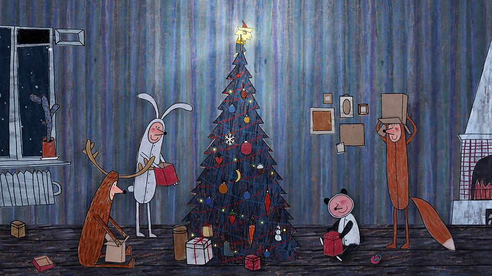 L'HIVER FÉÉRIQUE - courts métrages cinéma jeune public animation Image 1 - Go with the Blog
