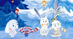 L'HIVER FÉÉRIQUE : de jolis contes de Noël pour les petits