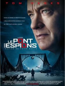 Le Pont des Espions - Go with the Blog - Affiche
