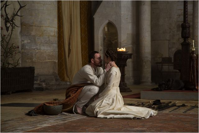 MACBETH - Image du film 1 StudioCanal Fassbender Cotillard - Go with the Blog