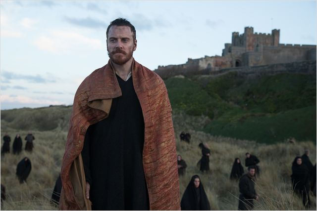 MACBETH - Image du film 2 StudioCanal Fassbender Cotillard - Go with the Blog