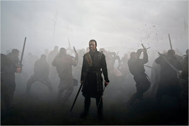 MACBETH - Image du film 3 StudioCanal Fassbender Cotillard - Go with the Blog