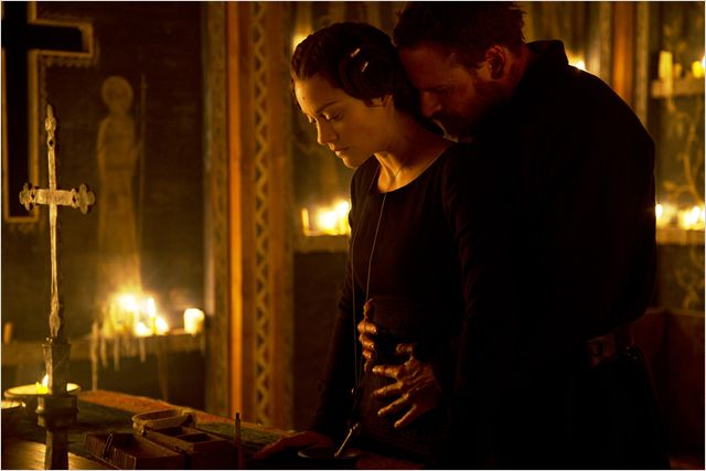 MACBETH - Image du film 4 StudioCanal Fassbender Cotillard - Go with the Blog