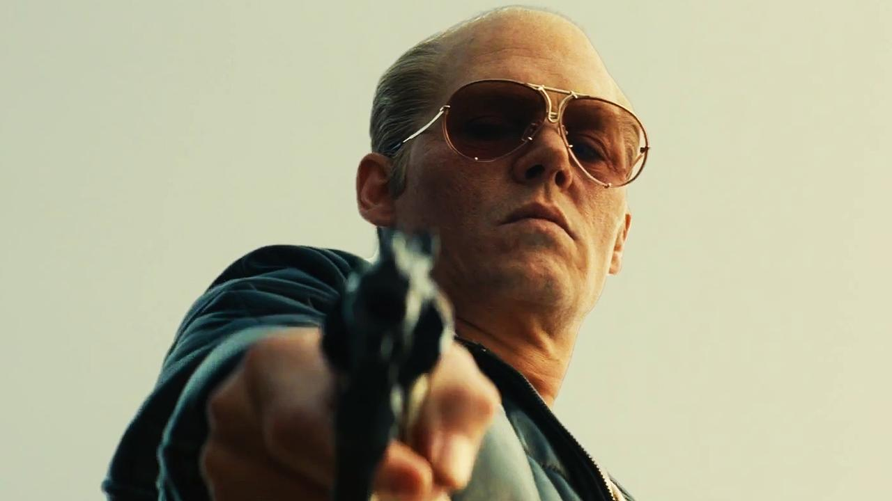 STRICTLY CRIMINAL - Johnny Depp Image du film 2 movie 2015 Black Mass - Go with the Blog