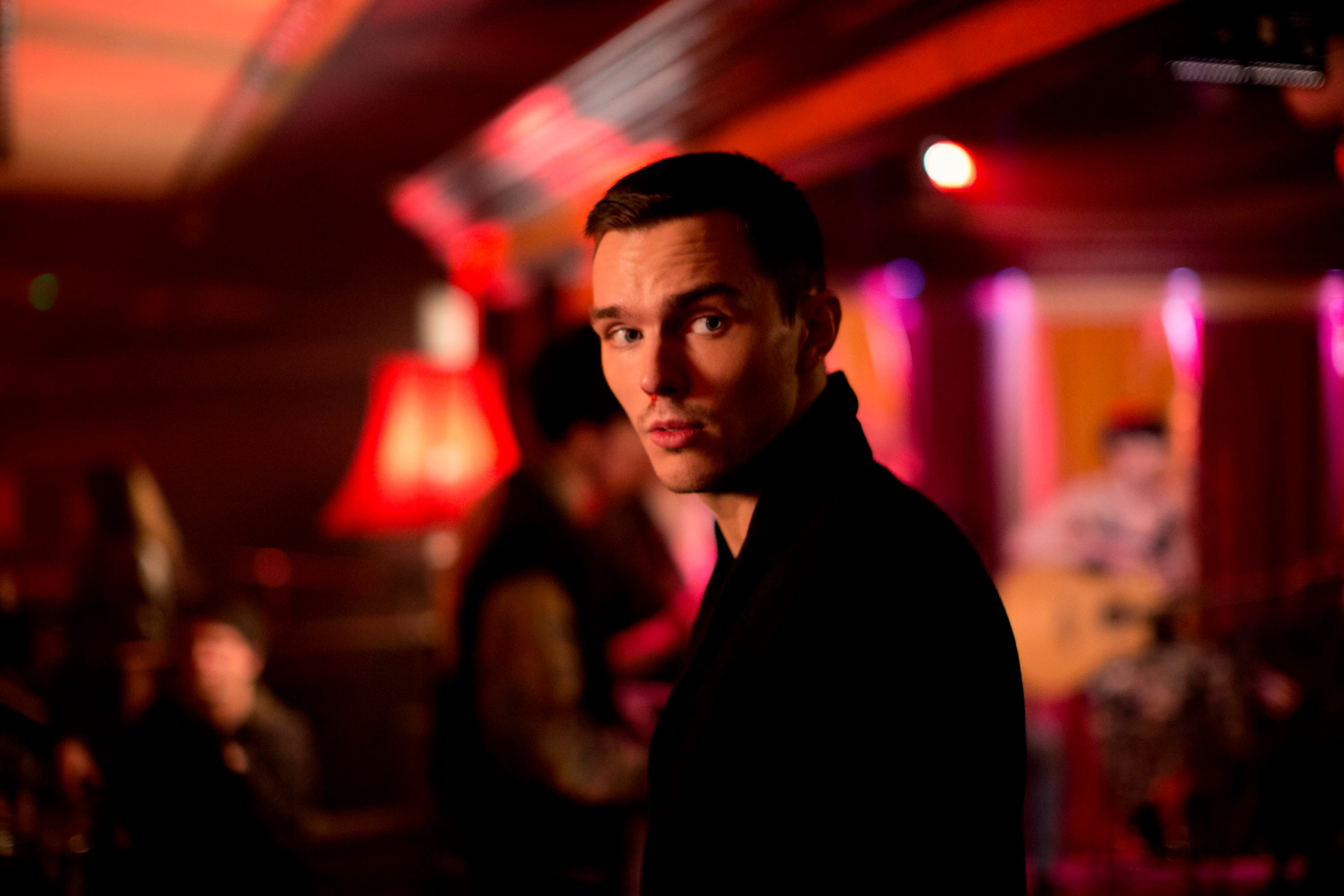 KILL YOUR FRIENDS - Image du film 3 Nicholas Hoult Chrysalis Films - Go with the Blog