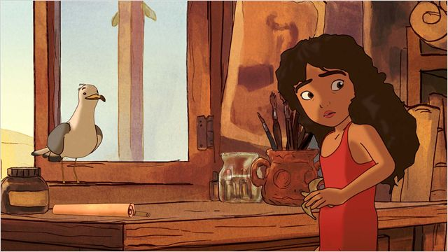LE PROPHÈTE - Image 1 du film 2015 Mika Salma Hayek Pathé Distribution - Go with the Blog
