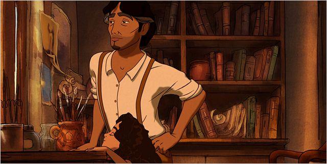 LE PROPHÈTE - Image 3 du film 2015 Mika Salma Hayek Pathé Distribution - Go with the Blog