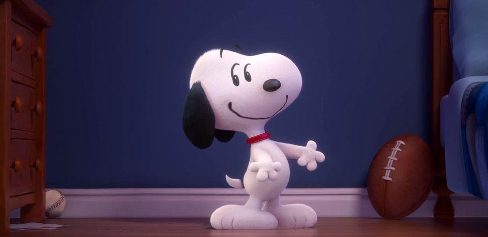 SNOOPY ET LES PEANUTS - Image du film Danse de Snoopy film 2015 Blue Sky - Go with the Blog