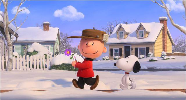 SNOOPY ET LES PEANUTS - Image du film Snoopy et Charlie Brown dans la neige 2 film 2015 - Go with the Blog