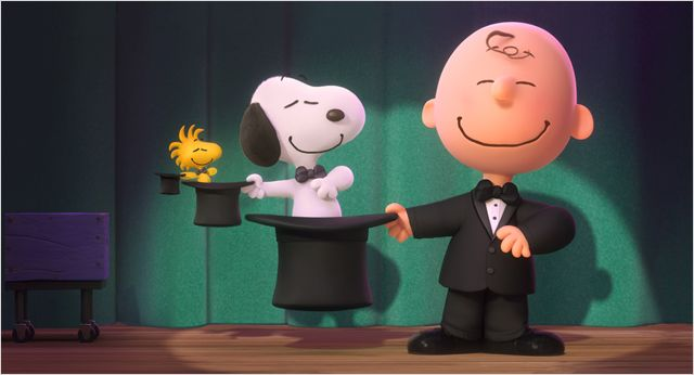 SNOOPY ET LES PEANUTS - Image du film Snoopy et Charlie Brown et Woodstock magiciens 2015 - Go with the Blog