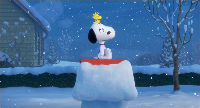 SNOOPY ET LES PEANUTS - Image du film Snoopy et Woodstock film 2015 - Go with the Blog