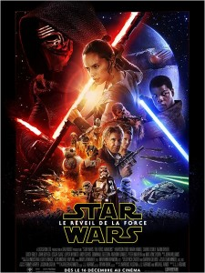 Star Wars - reveil de la force - Go with the Blog - Affiche