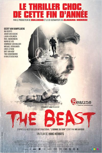 The Beast - Go with the Blog - Affiche