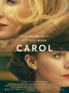 CAROL - Affiche du film