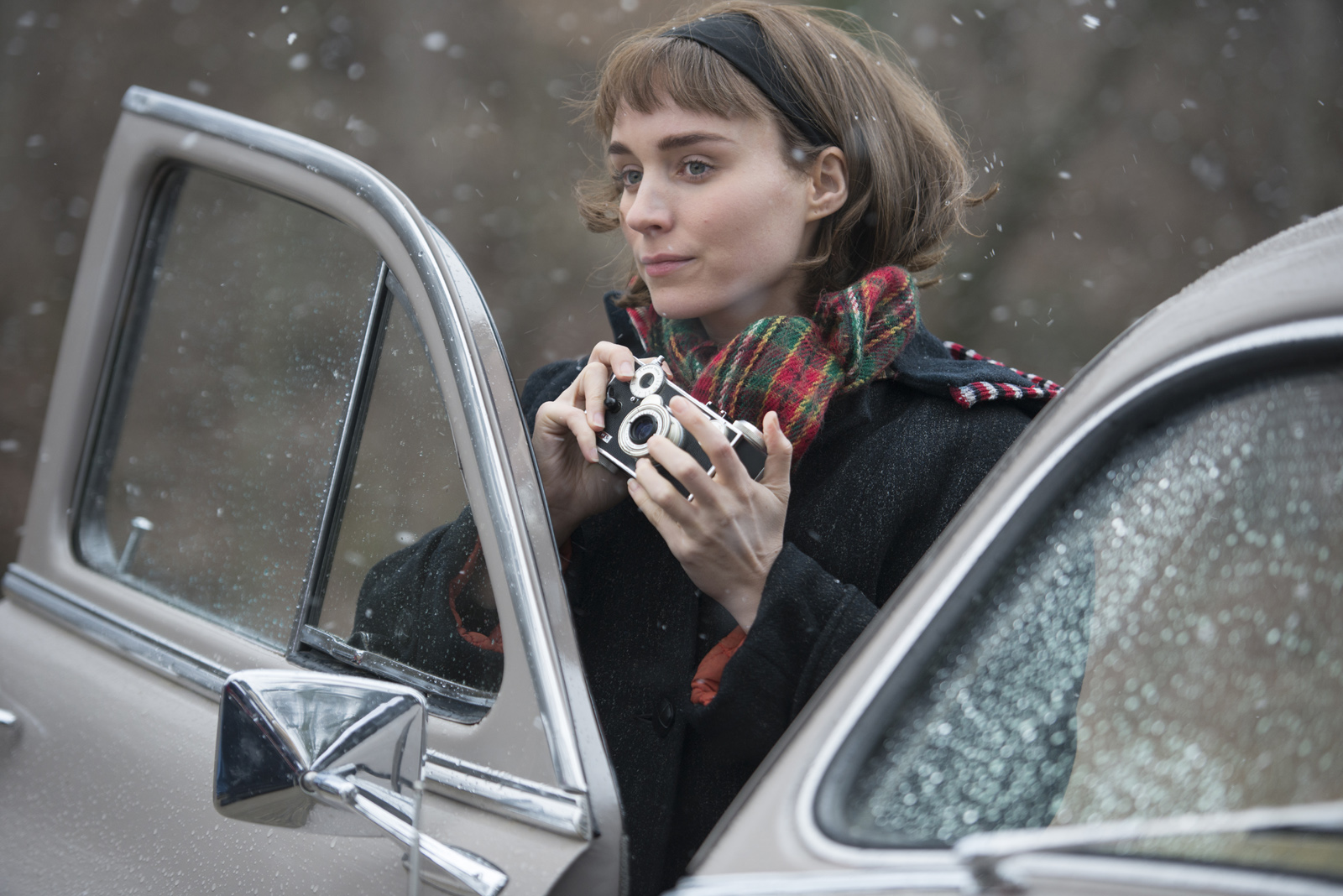 CAROL - Image du film 3 Rooney Mara - Go with the Blog
