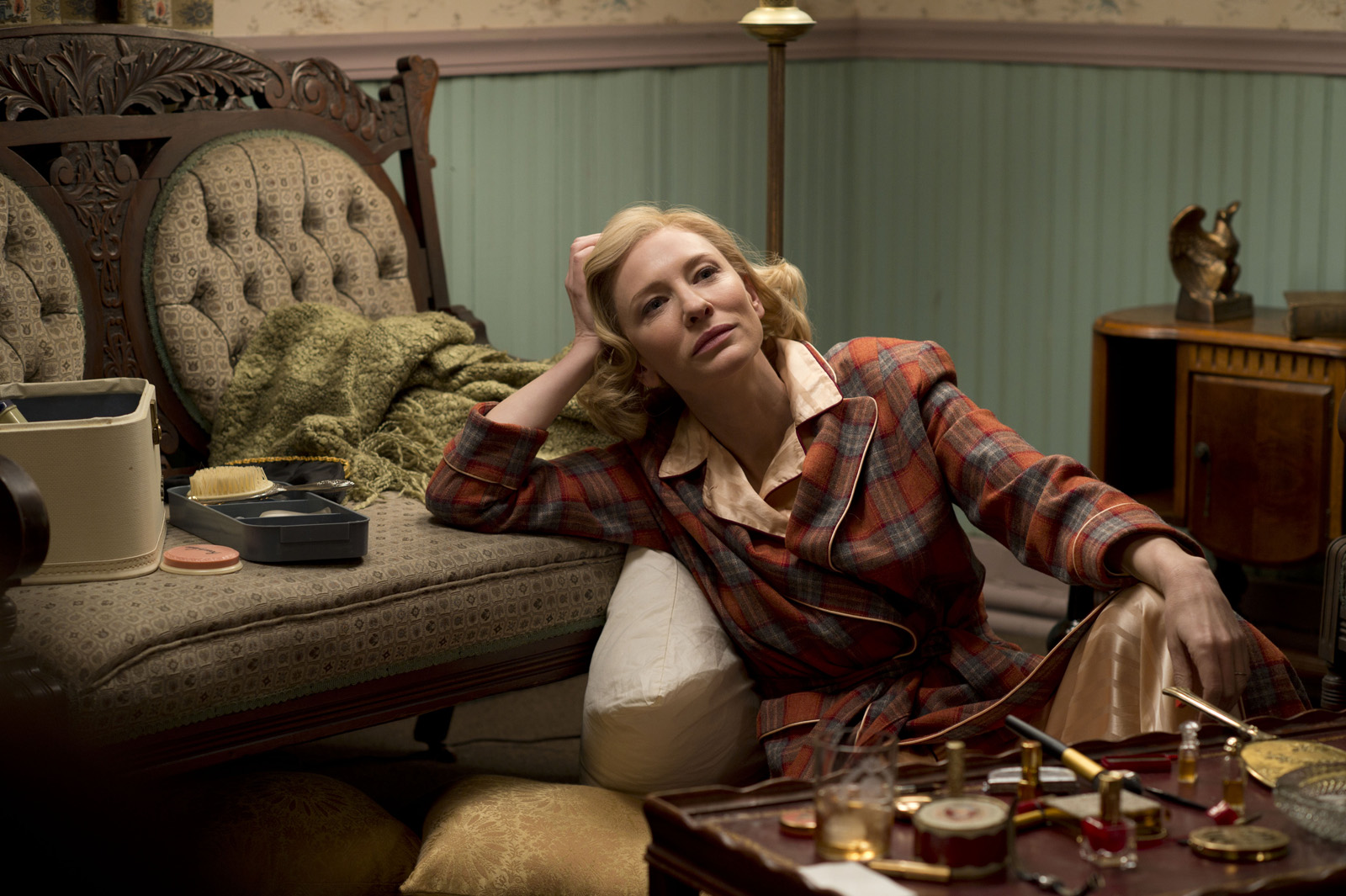 CAROL - Image du film 6 Cate Blanchett - Go with the Blog