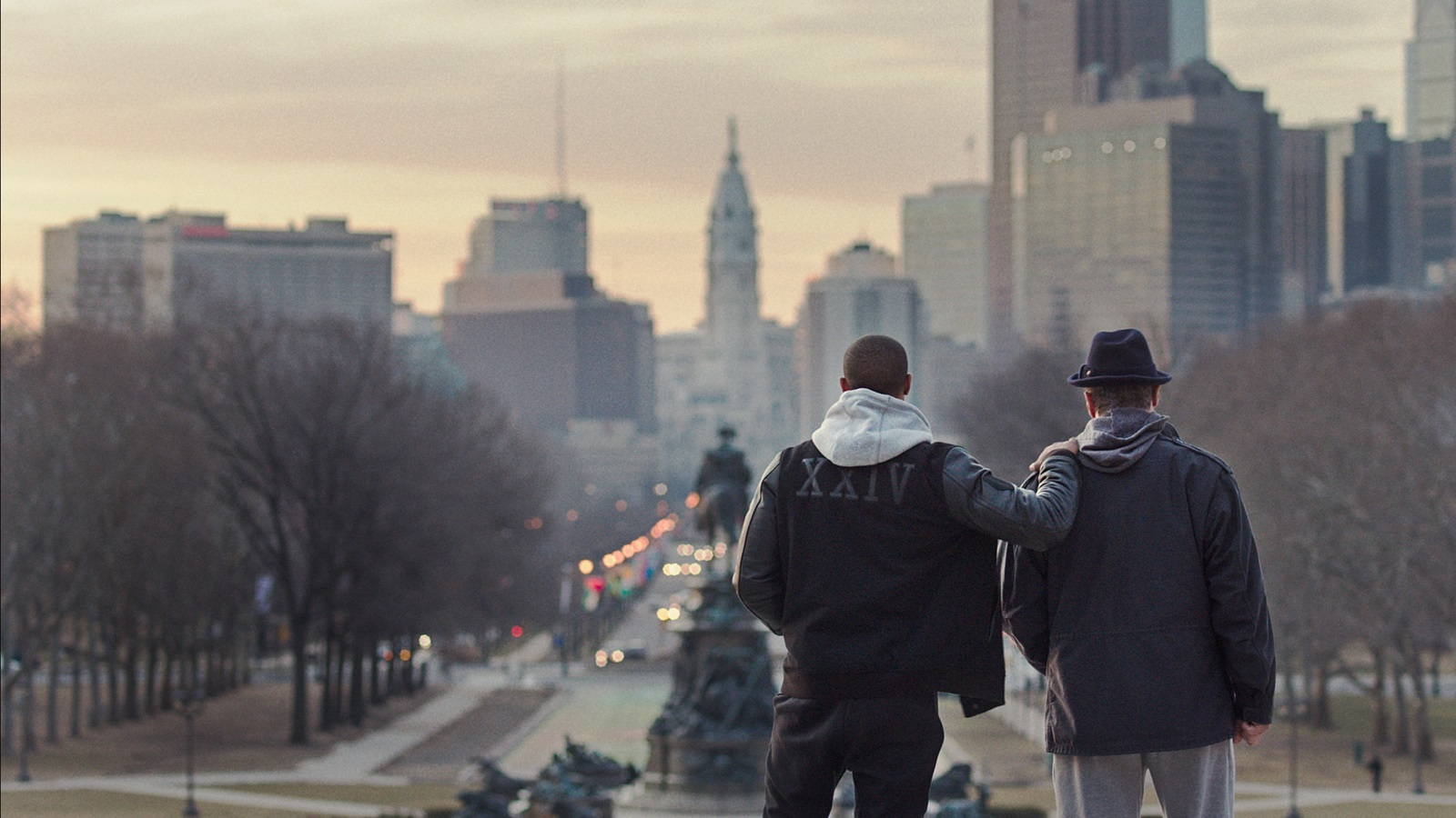 CREED - Photo 2 Philadelphia du film Stallone Michael B Jordan 2015 - Go with the Blog