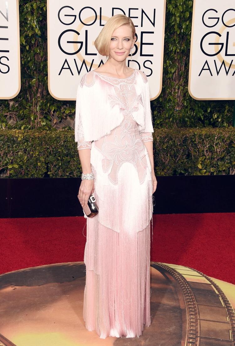 GOLDEN GLOBES 2016 - Cate Blanchett en Givenchy