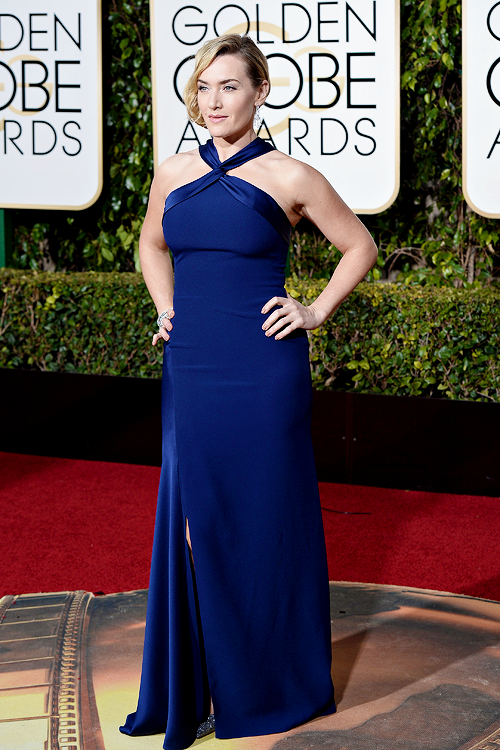 GOLDEN GLOBES 2016 - Kate Winslet 2