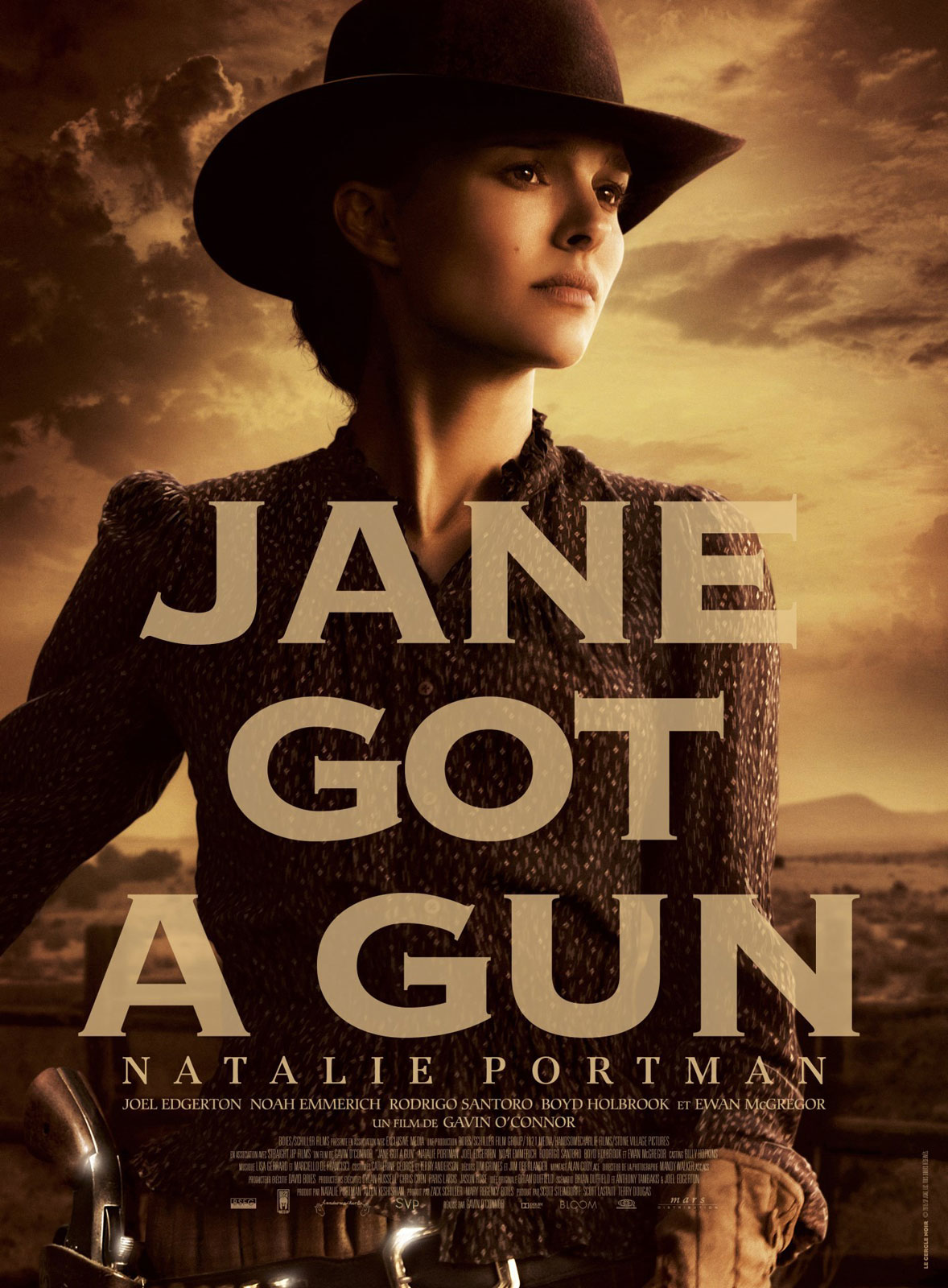 JANIS GOT A GUN - GO WITH THE BLOG - affiche