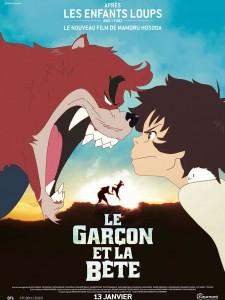 LE GARCON ET LA BÊTE - AFFICE du film 2016 Gaumont Films - Go with the Blog
