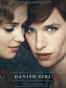 the danish girl - go with the blog - affiche