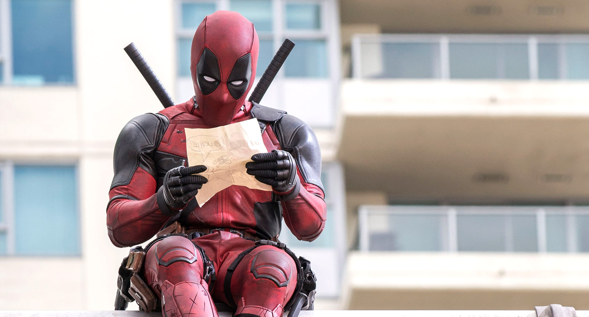 DEADPOOL - Image diverse 4 movie 2016 Ryan Reynolds - Go with the Blog
