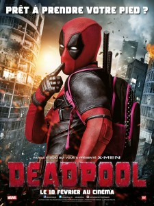 Deadpool - Go with the Blog - Affiche