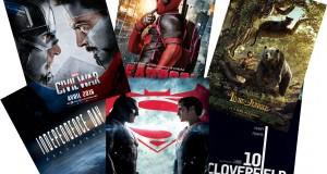 Les bandes-annonces cinéma du Super Bowl 2016 !