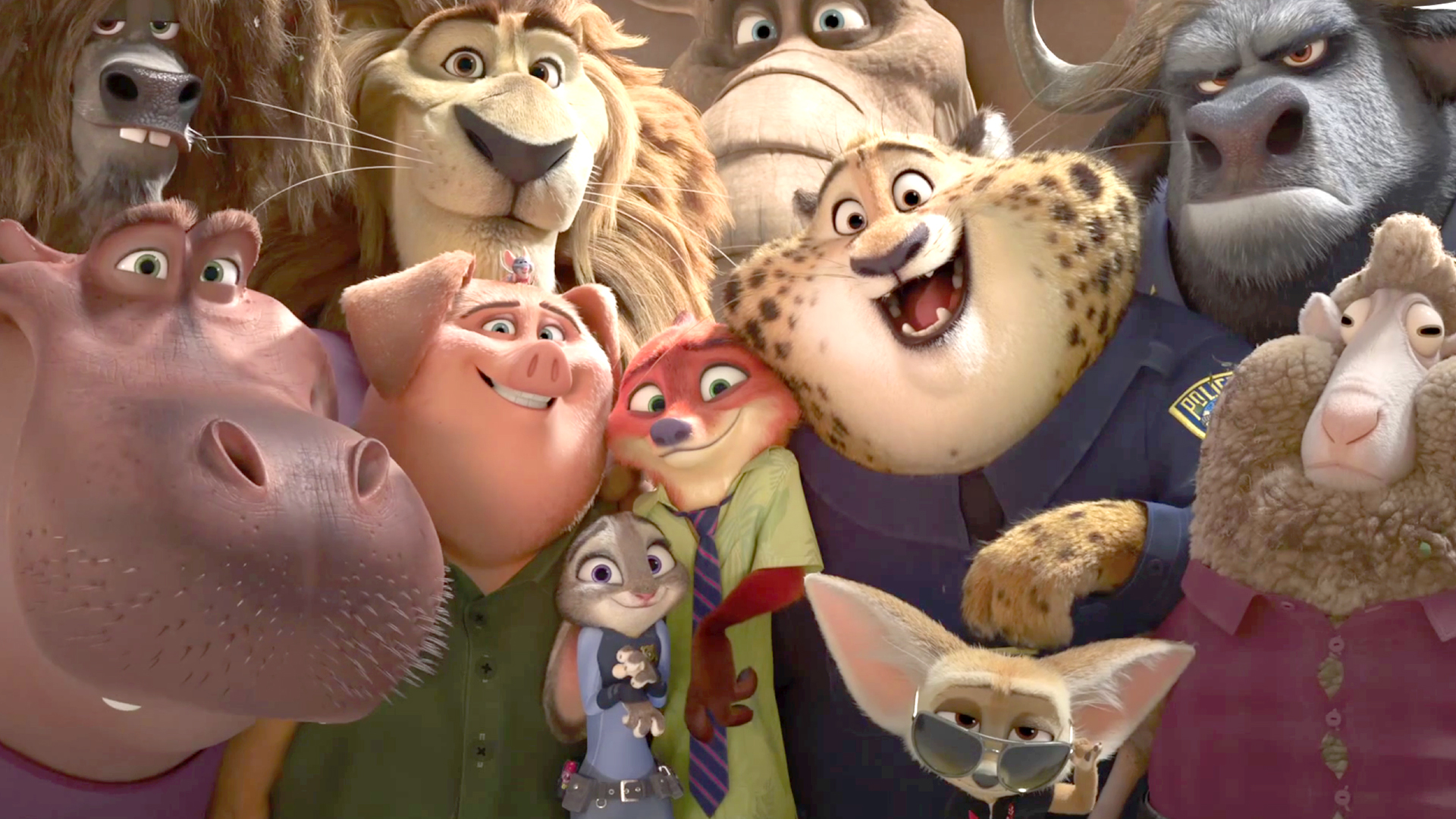 ZOOTOPIE - Image 11 du film Disney Zootopia movie - Go with the Blog