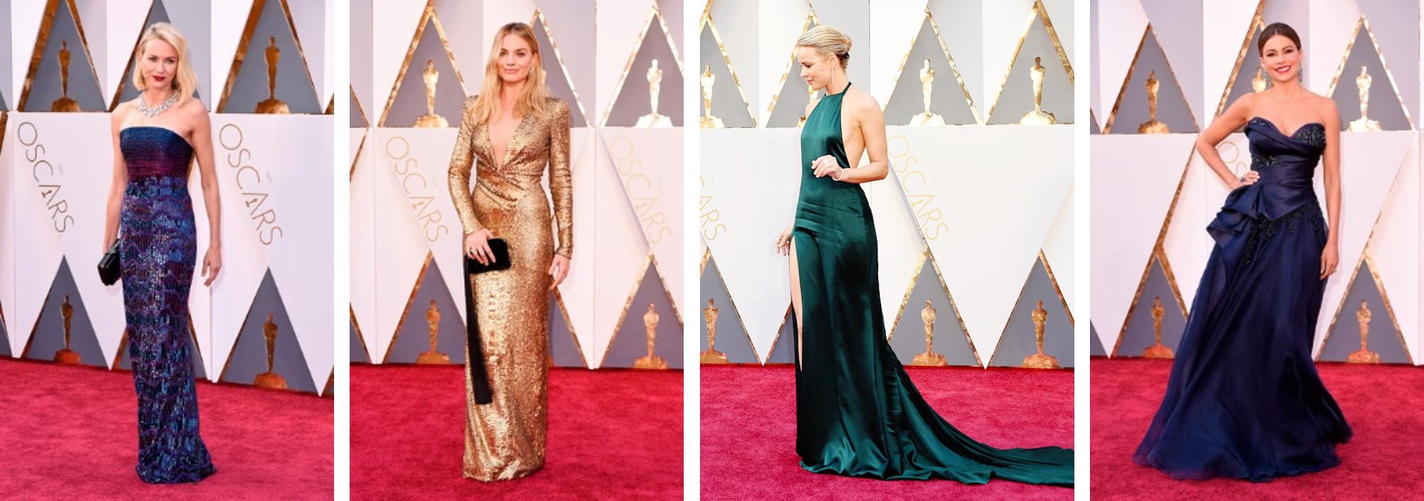 oscars 2016 - Naomi Watts Margot Robbie Rachel McAdams Sofia Vergara - Go with the Blog