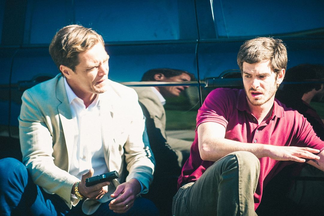 99 HOMES - Image du film 2 Michael Shannon Andrew Garfield - Go with the Blog