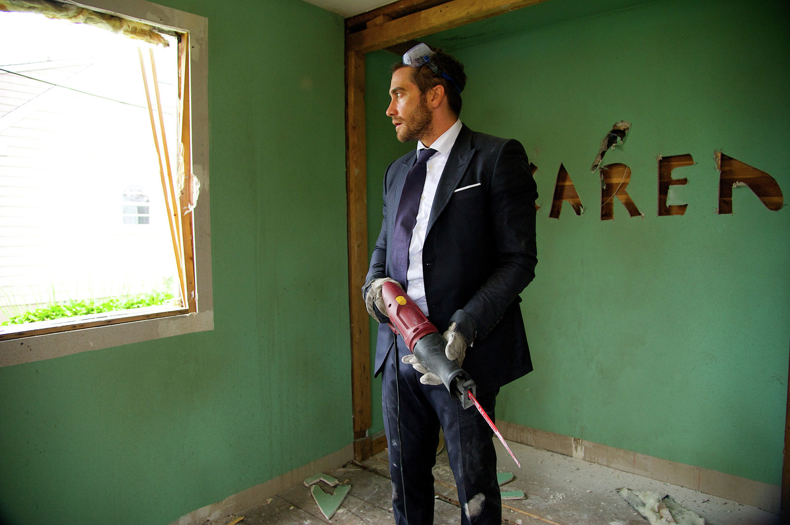 DEMOLITION - Film Jake Gyllenhaal Jean-Marc Vallée movie Image du film 2 - Go with the Blog