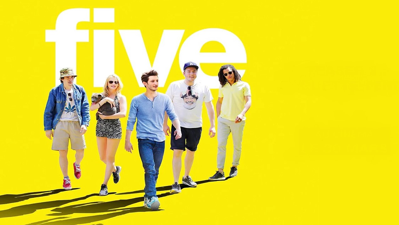 FIVE le film - Pierre Niney Igor Gotesman Bis StudioCanal 2016 - Go with the Blog